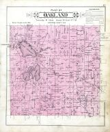 Oakland Plat, Jefferson County 1899